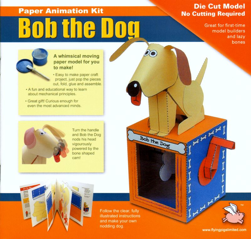303002 - Rob Ives - Bob the Dog